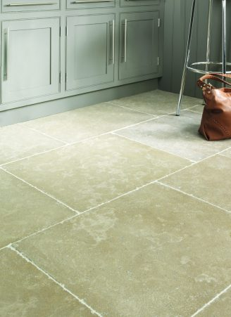 Hamlet Tumbled and Etched Limestone