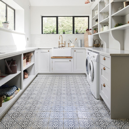 Add some flair to your space with these beautiful tiles