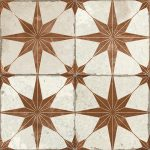 Spitalfields Retro Star Oxide Matt Ceramic