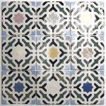 Bazaar Pattern Gloss Ceramic